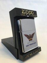 No.250 SAN FRANCISCO ZIPPO サンフランシスコ アメリカンイーグル z-1652