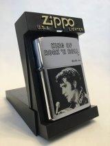 No.200 ELVES PRESLEY ZIPPO エルビス・プレスリー キング・オブ・ロックンロール z-1703