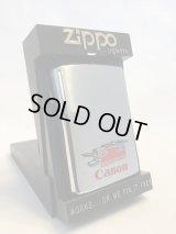 No.200 Canon ZIPPO キャノンプリンター z-1705
