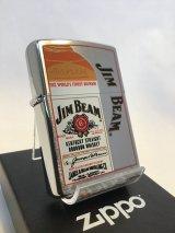 No.200 JIM BEAM ZIPPO ジム・ビーム z-1977