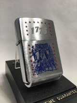 No.200 ヴィンテージZIPPO 1995年製 アメリカ建国200周年記念 z-2076