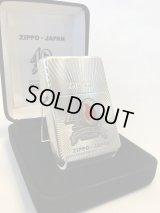 幻のNo.16 ZIPPO-JAPAN 40TH ANNIVERSARY ZIPPO日本上陸40周年記念スターリングシルバー限定40個 z-2083