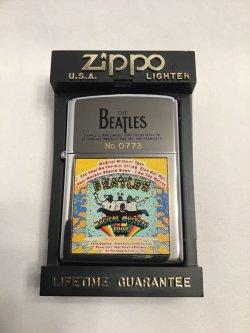 画像5: No.250 THE BEATLES ZIPPO ザ・ビートルズ マジカル・ミステリー・ツアー  アルバムジャケット シリアルNo.入り z-2024