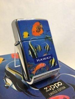 画像1: No.250 HAWAII FISH ZIPPO ハワイ限定 フィッシュ z-2043