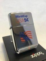 No.250 FIFA WORLD CUP USA 94 ZIPPO 1994FIFAワールドカップ アメリカ大会記念 z-2071