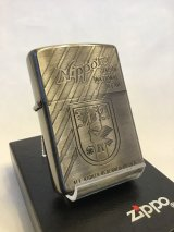 No.200 JAPAN FOOTBALL ASSOCIATION ZIPPO 日本JAFエンブレム z-2070