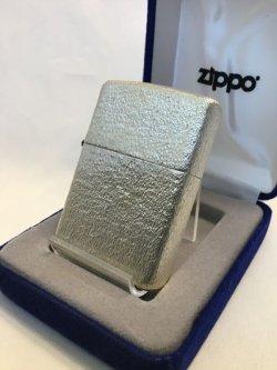 画像2: No.30S スターリングシルバー(純銀)ZIPPO バトラー z-2072