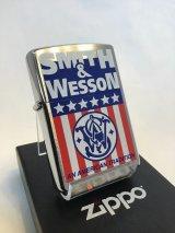 No.200 ヴィンテージZIPPO 1999年製 SMITH&WESSON スミス&ウェッソンカラー z-2251