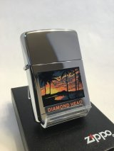 No.250 ヴィンテージZIPPO 1990年製 DIAMOND HEAD ZIPPO ダイヤモンドヘッド z-2306
