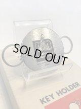 No.5990 ZIPPO KEY HOLDER TOKYO DISNEYLAND 東京ディズニーランド キーホルダー ブラック z-2436