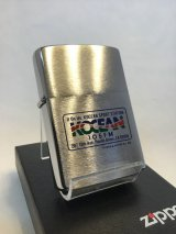 No.200 ヴィンテージZIPPO 1982年製 K-OCEAN RADIO ラジオステーション z-2443