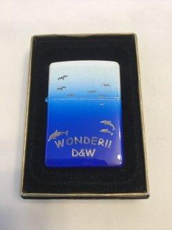 画像5: No.200 オーシャンブルー WONDER D&W DOLPHINS ZIPPO ドルフィン z-2571