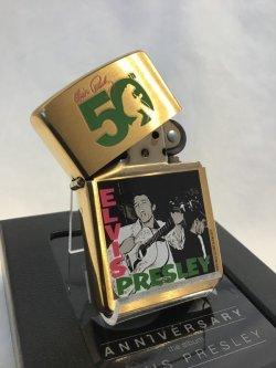 画像2: No.204 ELVIS PRESLEY エルビス・プレスリー FIRST ALBUM 50周年記念 限定ZIPPO z-2667