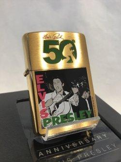画像1: No.204 ELVIS PRESLEY エルビス・プレスリー FIRST ALBUM 50周年記念 限定ZIPPO z-2667