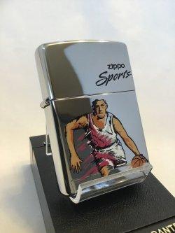 画像1: No.250BSK スポーツシリーズZIPPO BASKETBALL バスケットボール z-2671