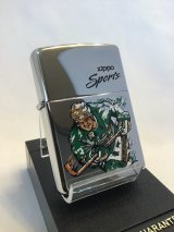 No.250HCK スポーツシリーズZIPPO HOCKEY ホッケー z-2676