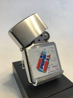 画像2: No.200 ドリンクシリーズ PEPSI COLA ZIPPO ペプシコーラ 缶 z-2679