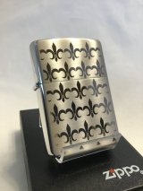 No.200 ヴィンテージZIPPO 2003年製 LILIES リリーズ z-2690