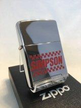 No.250 企業ロゴシリーズ SIMPSON ZIPPO シンプソン z-2711