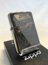 No.150 PVDシリーズ BLACK ICE ZIPPO ブラックアイス 1947~57年 ZIPPOロゴ z-580