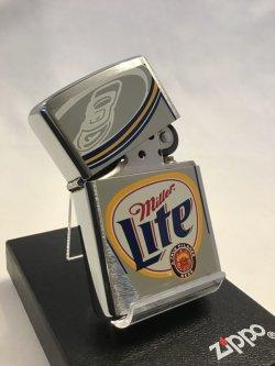 画像2: No.200 ドリンクシリーズZIPPO MILLER LITE BEER ミラーライトビール z-2959